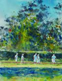 Honorable Mention - Bocce Balboa Park by Bruce Swart