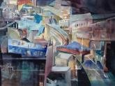 Urban Fragments by Jane Riles