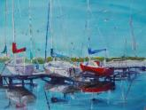 Harbor No3 by Grace Haverty