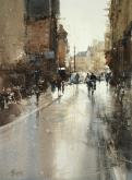 Cambridge Rider by Chung Wei Chien