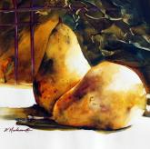 Pear Pair by Vickie Nelson