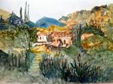 Valldemossa by Jerrie McCluskey