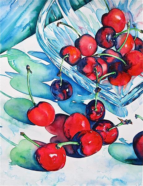 Cherry Reds by Susan Keith