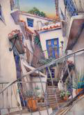 April's People's Choice Award - Pueblos Blancos by Mark Smith