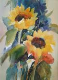 Sunflower Sisters by Joan McKasson