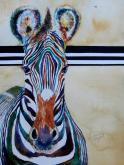 Evolution of Stripes by Wanda Honeycutt