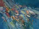 Tidepool Textures by Joan McKasson