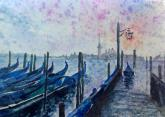 Venice at Dawn by Angela Westengard