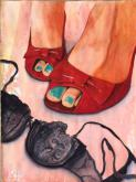 Honorable Mention - Tara's Closet  by Michelle Clark-Cadwell
