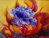 lion fish by Ann Slater