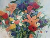 Best of Theme - Joy of Spring Color by Joan McKasson