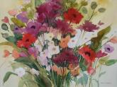 Joyful Garden Colors by Joan McKasson