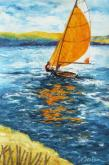 Sailing Day by Sylvia Boulware