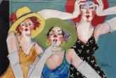 Juror Commendation - See No Evil, Speak No Evil, Hear No Evil by Bonnie Woods