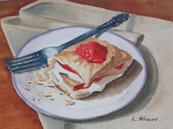 Puff Pastry by Lois Athearn