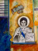A Cuban Saint by Angela Westengard