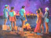 Best of Theme - Beach Bonfire by Vi Gassman