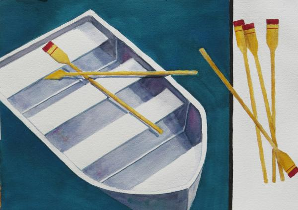 Row, Row, Your Boat by Mary Sievers