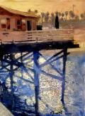 Crystal Pier II, PB by Ralph Kingery