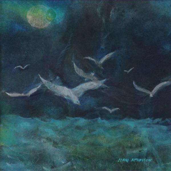 Night Flight by Joan McKasson