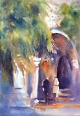 Arches of Balboa Park  by Susanne Slater