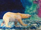 Polar Night Show by Gloria Chadwick