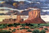 Monument Valley by Jessie Davenport