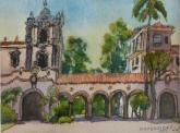 Balboa Park by Pat Dispenziere