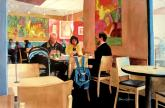 Second Place - Favorite Lunch Place by Diane Kalt