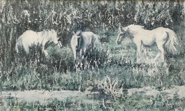 Wandering Mares by Rebecca McCullough