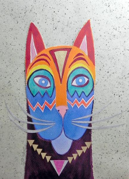 Cat Chief by Edward Kane