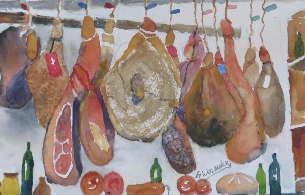 Jamon by Susan Wormsley