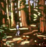 Through the Redwoods by Sarah Sullivan