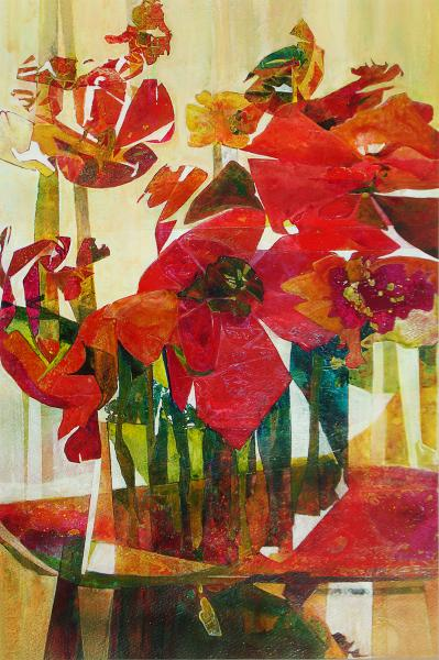 Honorable Mention - Maybe Poppies by Carol Mansfield