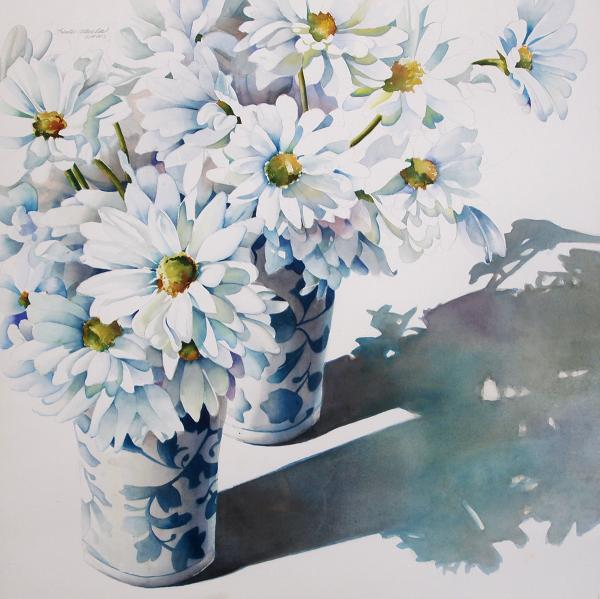 Honorable Mention - Flavors of Blue by Linda Mullen