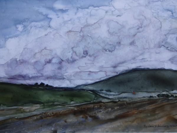 Storm Brewing by Susan Weinberg-Harter