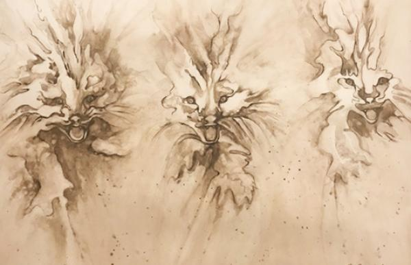 Lynx Brothers  by Beverly Berwick