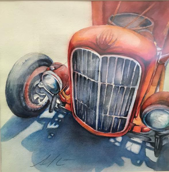 Hot Rod by Ann Slater