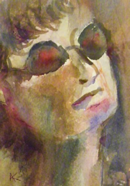 Shades by Anne Keefer