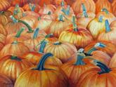 Pumpkins, Pumpkins, Everywhere by Gay Weston