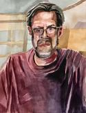 Self Portrait by Perry Fowler