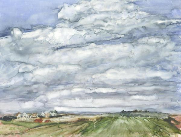 Big Sky by Susan Weinberg-Harter