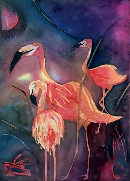 Flamboyancy by Maureen Price