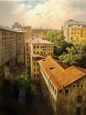 Honorable Mention,  - Roof Tops of Kiev by Ski Torzeski