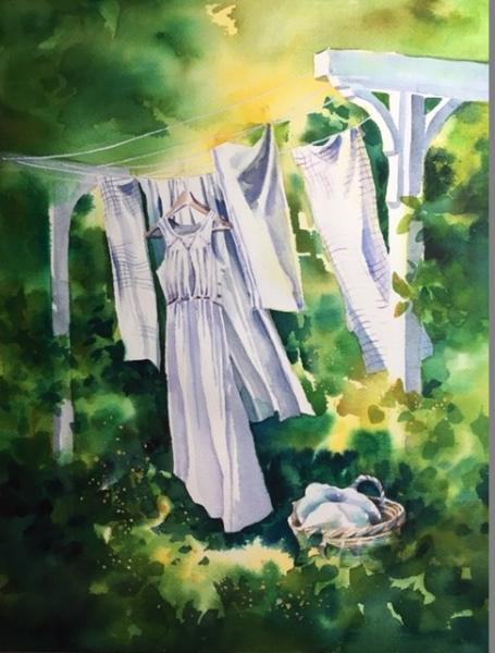 Best of Theme,  - Fresh Laundry by Sylvia Smith