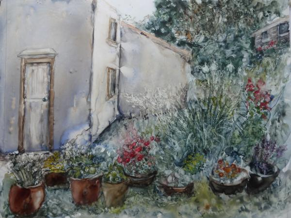 The Garden by Susan Weinberg-Harter