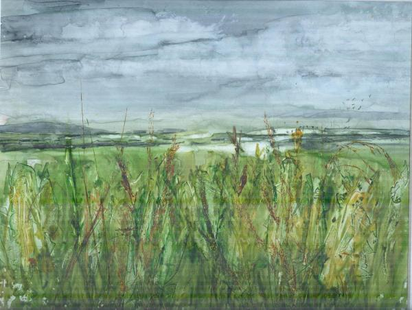 The Reed Bed by Susan Weinberg-Harter