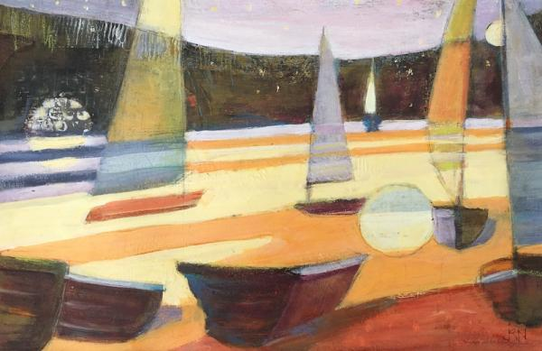 Dream Sailing by Joanne Newman