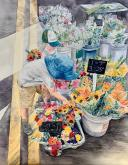 Farmers Market by Hiroko Fisher