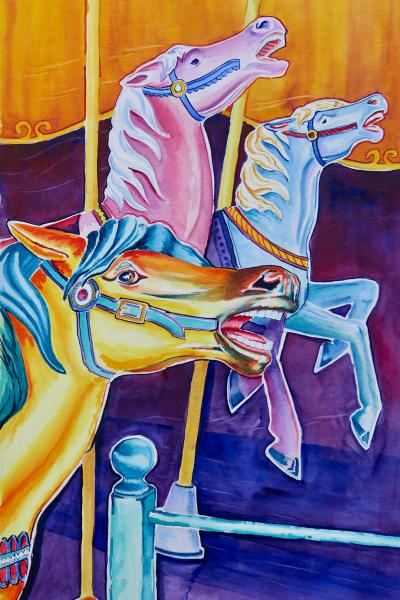 Carousel Crazies by Barbara Taylor